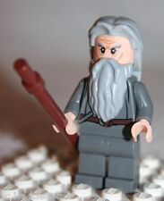 Lego GANDALF THE GREY MINIFIGURE Lord of the Rings Wizard Battle (79005)