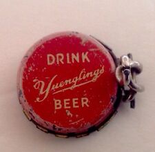 """Rare"" Drink Yuengling's Beer Wire Bail Bottle Cap"