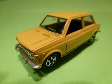 MEBETOYS  1:43  -  FIAT 128 RALLY   A- 60  -  IN NEAR MINT CONDITION