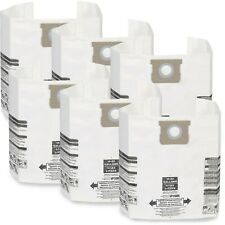 Shop Vac Replaces 90663 Quality Dual-Ply Filter Bags Fits 16-22-25 Gallon 6 Pack
