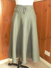 Sportscraft Linen Solid Skirts for Women