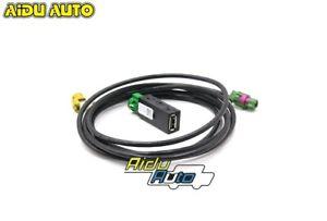 CarPlay MDI MIB 2 DIS PRO UNIT RADIO USB AMI Install Plug Socket Switch Button
