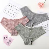Briefs Women Panties Sexy Lace Fashion Cute Underwear High Quality