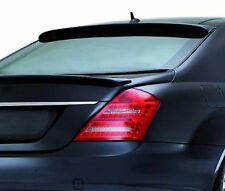 PAINTED MERCEDES BENZ S550 / S600 CLASS WINDOW  ROOF SPOILER 2007-2013