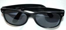 RayBan Wayfarer Classic RB2132 Sunglasses 901L Black 55-18 - Parts Or Repair