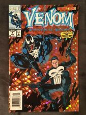 Venom Funeral Pyre #1 - Marvel - NEWSSTAND - 1993 - Comic Book