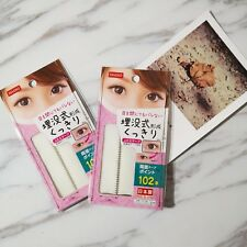 LOT of 2 Double Sided Double Eyelid Tape 102pcs/each (17mm)