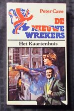 1976 THE AVENGERS by Peter Cave in Dutch Paperback VG+ BBC TV Series