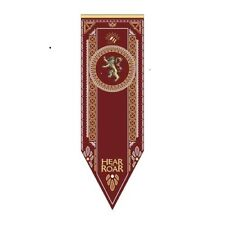 Game of Thrones Cloth Lannister Tournament Banner-HBO Licensed