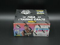 2019-20 MOSAIC FAST BREAK BASKETBALL FACTORY SEALED HOBBY BOX
