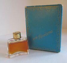 New Horizons Ciro Paris Pure Perfume 1 & 1/4 Dram Mini Original Formula & Box