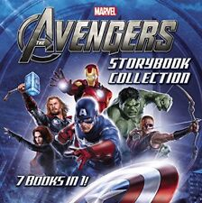 Marvels The Avengers Storybook Collection