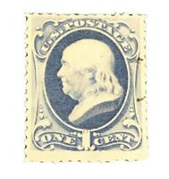 U.S. Stamp, Scott 156 unused, OG H CV $350