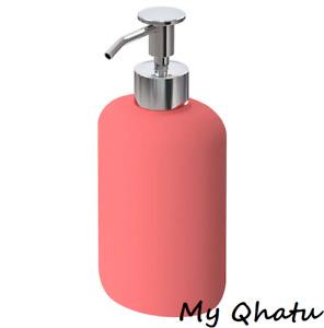 Ikea EKOLN Soap dispenser, light red NEW
