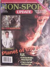 Non-Sport Update Magazine Vol. 12 #4 (Aug/Sept 2001/SEALED with Inserts)