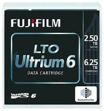 FUJIFILM 10 x LTO6 ULTRIUM 2.5TB / 6.25TB RW BAFE DATA CARTRIDGE (71024)