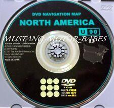 2009 2010 2011 Toyota Venza Wagon Generation 6 Navigation DVD Map U.S Canada