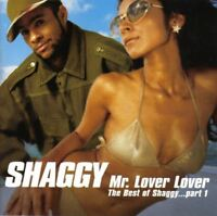 SHAGGY mr lover lover (the best of part 1) (CD, compilation, 2002) ragga hip-hop