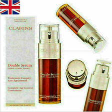 UK Clarins Firming Control 50ml Anti Complete Serum Double Age Concentrate Aging