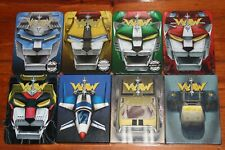 Voltron: Defender of the Universe Volumes 1-8 on Dvd.