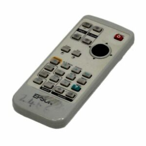 Genuine Epson 130620000 Projector Remote Control & Warranty - B