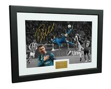 12x8 Signed Cristiano Ronaldo OVERHEAD KICK Real Madrid Photo Photograph Picture