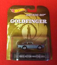 James Bond 007 Goldinger 1963 Aston Martin Dbs Gray