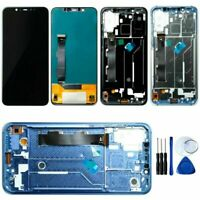 For Xiaomi Mi 8 LCD Display Touch Screen Digitizer Repair Tools Replacement Set