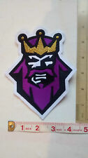 Los Angeles Kings LA '95-96 Burger King shoulder-size patch Alt 3rd Jersey