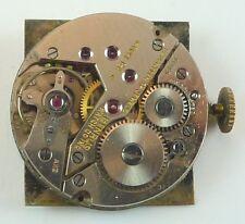 Vintage Benrus BA4 Mechanical Wristwatch Movement -  Parts / Repair