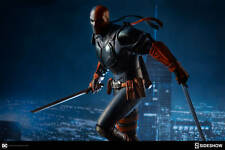 Sideshow DC Comics Deathstroke Premium Format Figure - Batman, Teen Titans, JLA