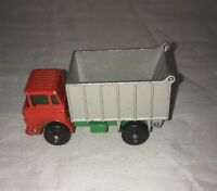 Vintage Lesney Matchbox #26 Transitional GMC Tipper Truck 1970