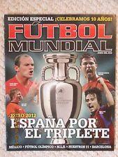 Futbol Mundial Junio 2012 - Euro 2012 Espana Por El Triplete