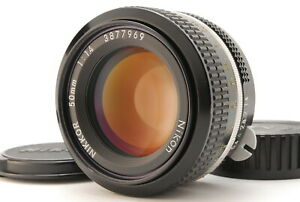 【Excellent+++++】Nikon AI Nikkor 50mm f/1.4 Ai MF Lens from Japan-#2581