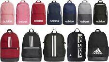 Adidas Backpack Rucksack Unisex Linear Classic BP Power IV M Black School Gym