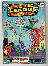 Justice League Of America #24 - Grade 5.0 - Decoy Missions of the Jl!