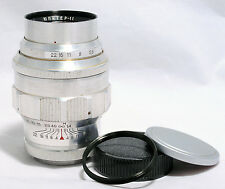 JUPITER-11 135mm f4 M39 L39 LTM M42 SLR lens for Sony Fuji Nikon Canon TESTED