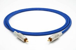 Mogami 2964 Digital Coaxial Cable 75Ω S/Pdif Canare Gold Rca Rca High-End