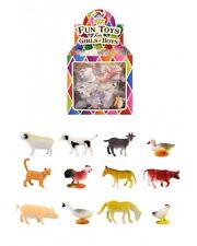 Bulk Wholesale Job Lot 252 Mini Farm animals figures Toys