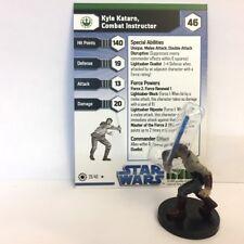 Star Wars Jedi Academy #29 Kyle Katarn, Combat Instructor (R)