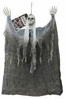 Halloween 153cm Hanging Skeleton Reaper Trick Treat Party Decoration Spooky Prop