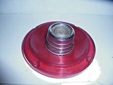 1966 Ford Falcon Tail Lamp Lens with Back-Up
