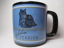 Yorkshire Terrier Large Wide Mouth Coffee Cocoa Mug Contemporary Modern Look