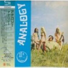 ANALOGY Analogy SHM Japanese ed. CD  italian prog