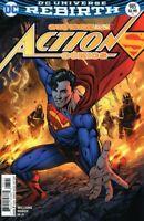 ACTION COMICS #985 DC COMICS  COVER B 1ST PRINT SUPERMAN