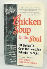 Chicken Soup For The Soul By Jack Canfield (1993, Paperback)