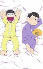 Anime Osomatsu-san Dakimakura Pillow Case Cover Hug Body 105CM