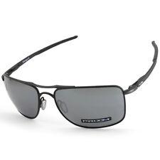 37f824bc0c9 Oakley Gauge 8 L OO4124-02 Matte Black Prizm Black Polarised Men s  Sunglasses