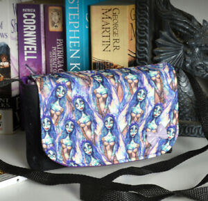 Corpse Bride Bags, Handmade_ 3 Sizes available