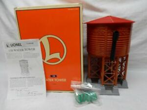 LIONEL No. 6-12916 138 OPERATING WATER TOWER,  C-9 MINT-BRAND NEW in OB